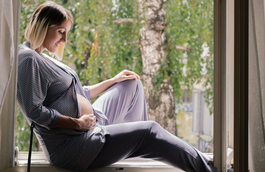 Treći trimestar trudnoće, deo II