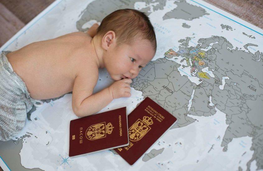 Putovanja u trudnoći