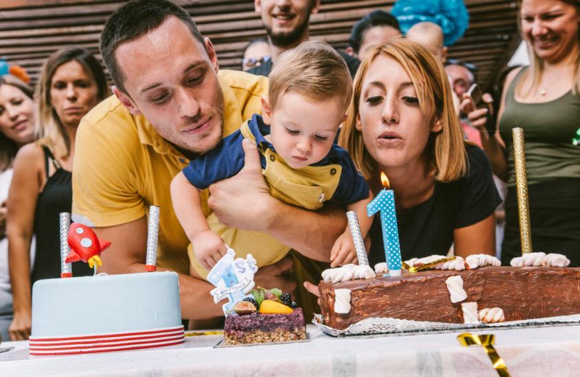 Viktorov prvi rođendan