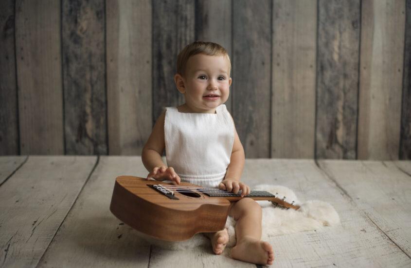 Kako odabrati muzički instrument za (baš malo) dete